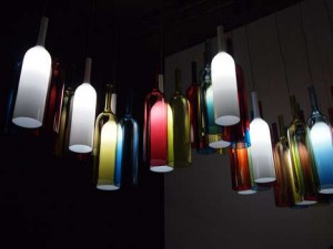 glass blown lights 2