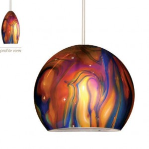 swirl hanging lights 2