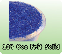 104 COE FRIT SOLID