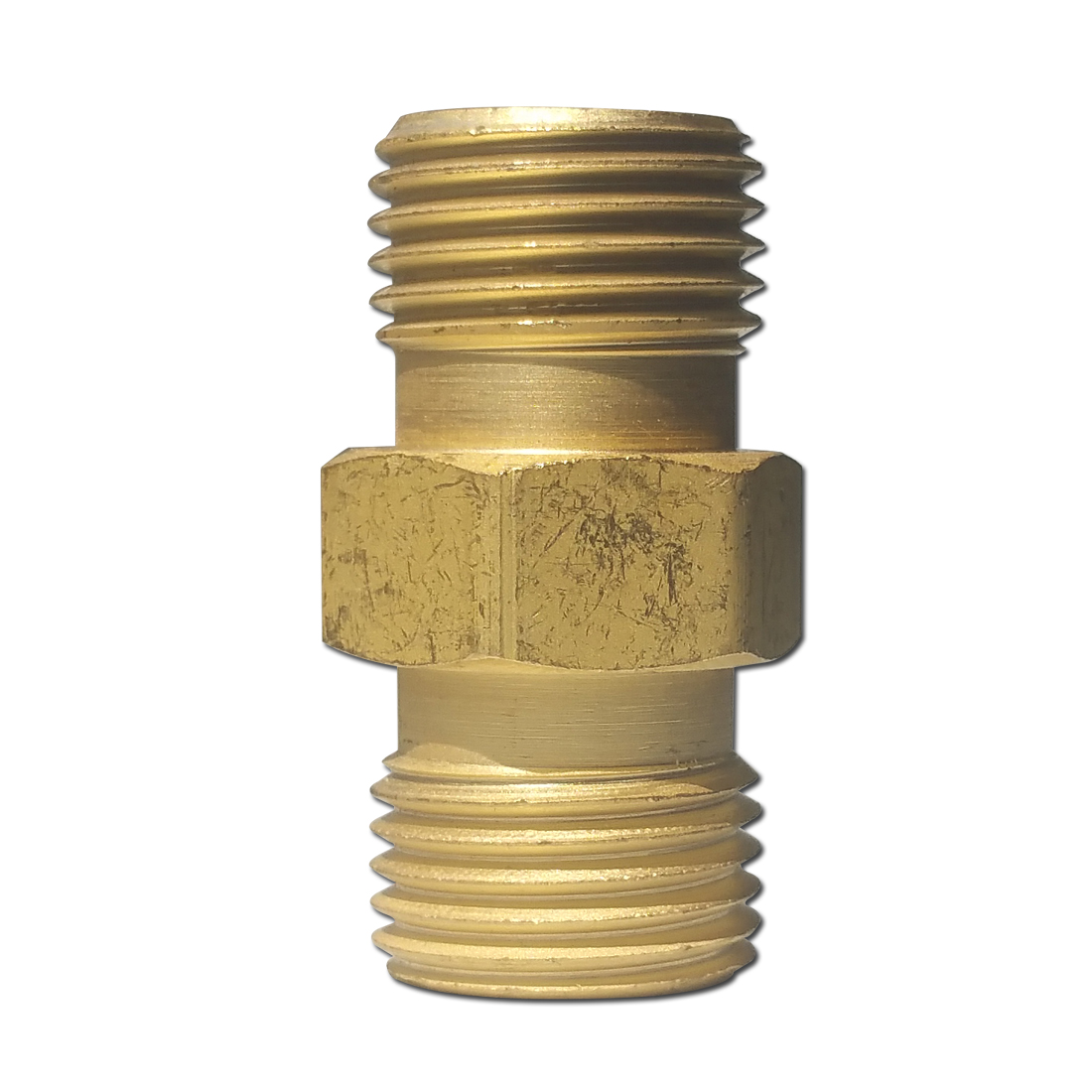 Hose-to-Hose Coupler (Oxygen)