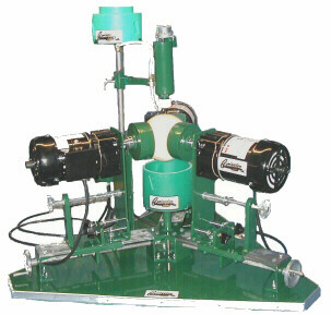 Three Head Sphere Machine 110 Volt