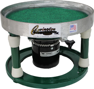 "12"" Automatic Vibrating Lap 110V"
