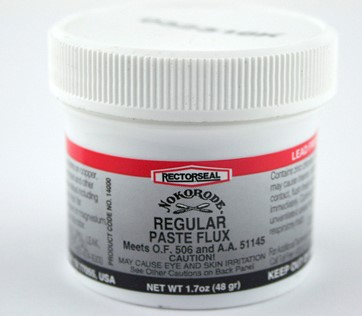 Nokorode Regular Paste Flux - 1lb