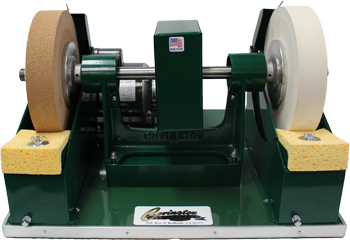 "10"" Cork & Felt Polisher 110V"
