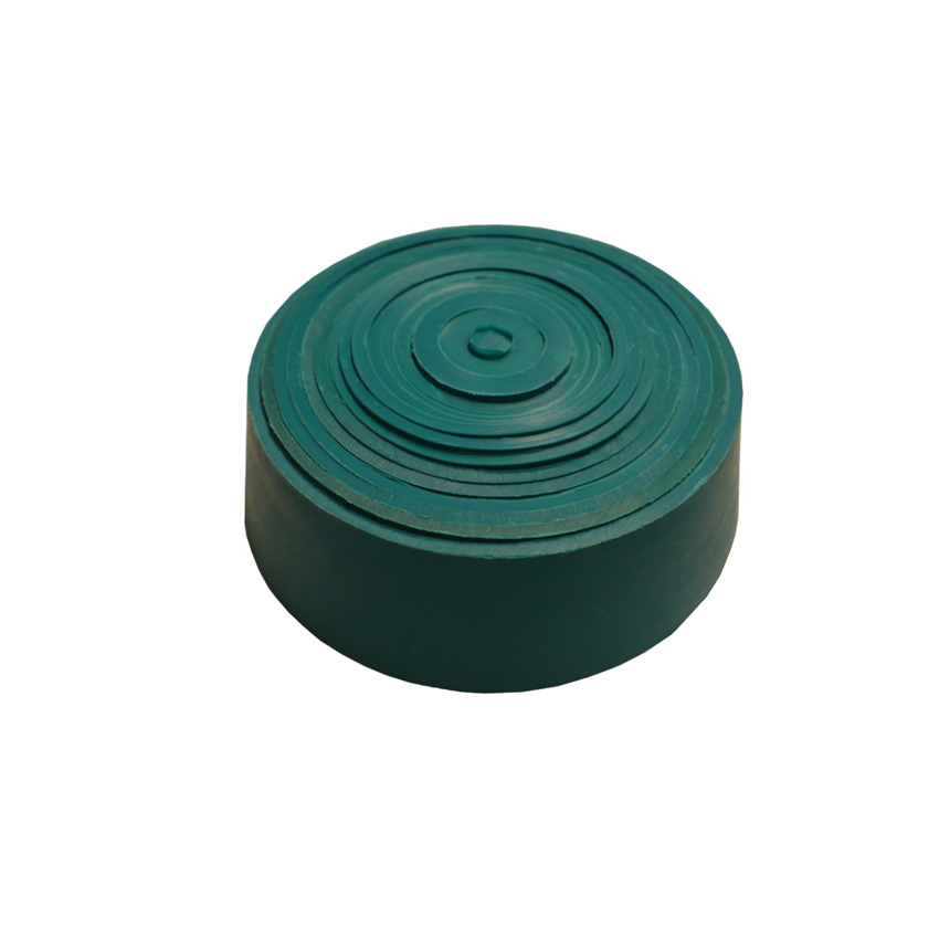 "2.75"" Silicone Green Nested Stopper"