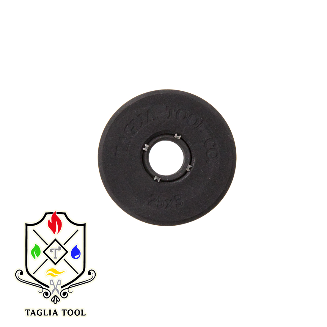 Taglia 25mm Thread Holders Head