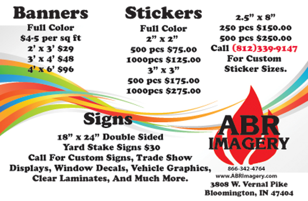 Ask About Custom Signs and Stickers