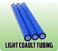 Light Blue Cobalt Tubing