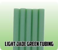 Light Jade Green Tubing