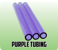 Transparent Purple Tubing