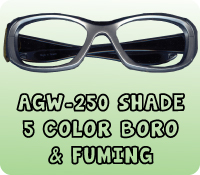 AGW-250 SHADE 5 COLOR BORO & FUM
