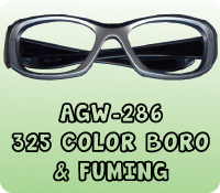AGW286-325 COLOR BORO & FUMING