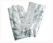 "23"" Fully Aluminized Kevlar Gloves"