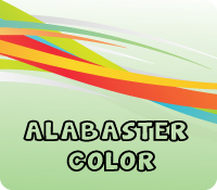 ALABASTER COLOR