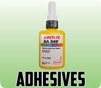 ADHESIVE FOR GLASS