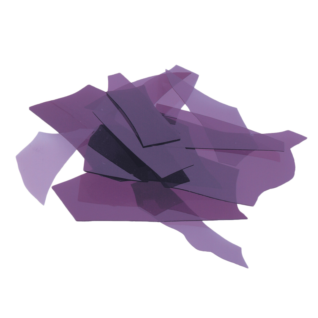 Bullseye Deep Royal Purple Confetti