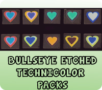 ETCHED TECHNICOLOR PACKS