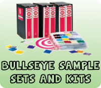 BULLSEYE SAMPLE SETS AND KITS