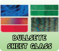 BULLSEYE SHEET GLASS