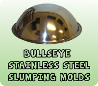 STAINLESS STEEL SLUMPING MOLDS