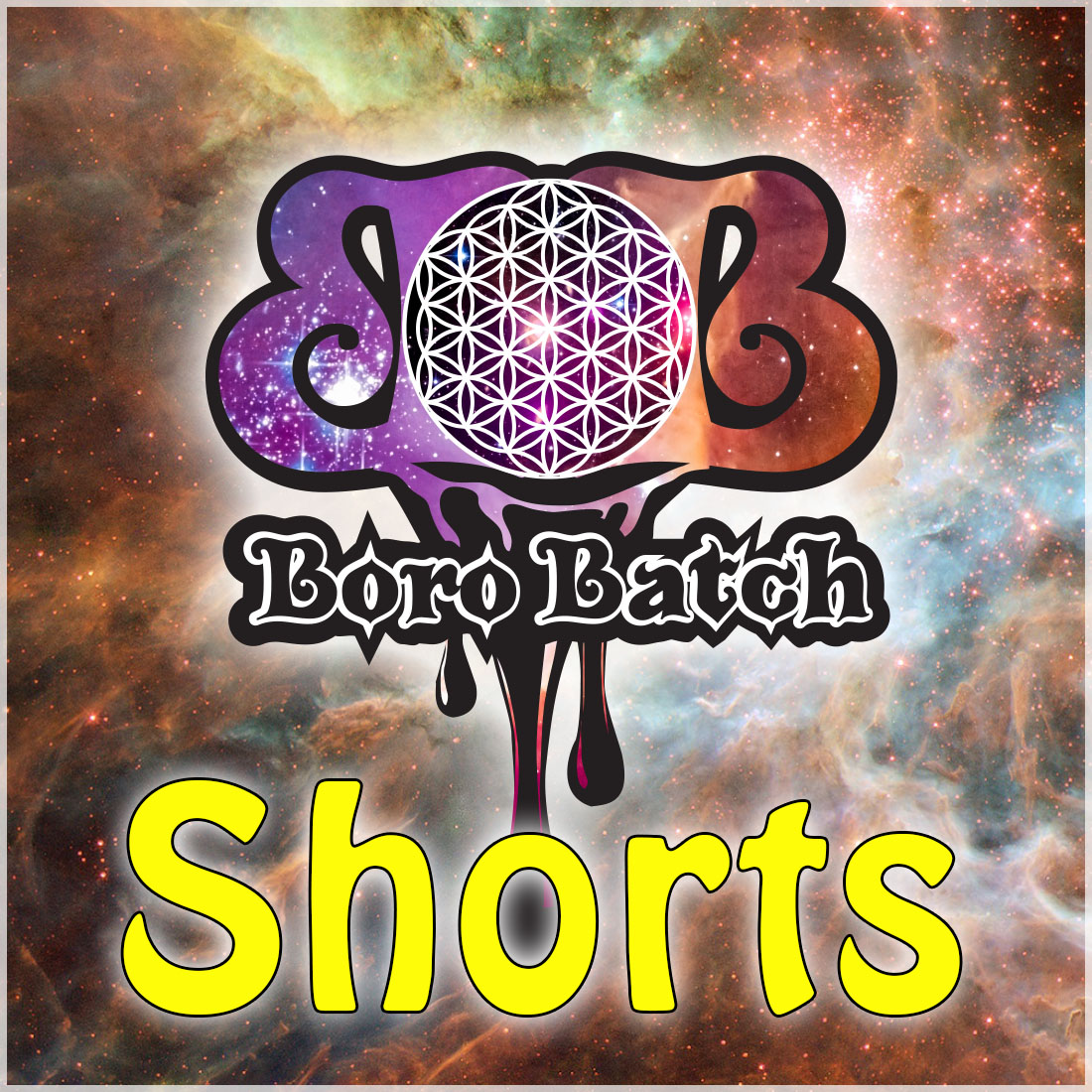 Boro Batch Boro Shorts