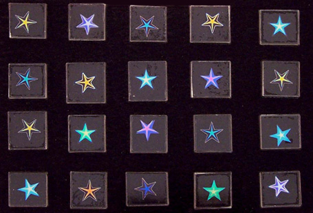 Dichroic Star Images SMALL 33COE