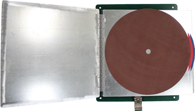 12' Magnetic Disk Organizer
