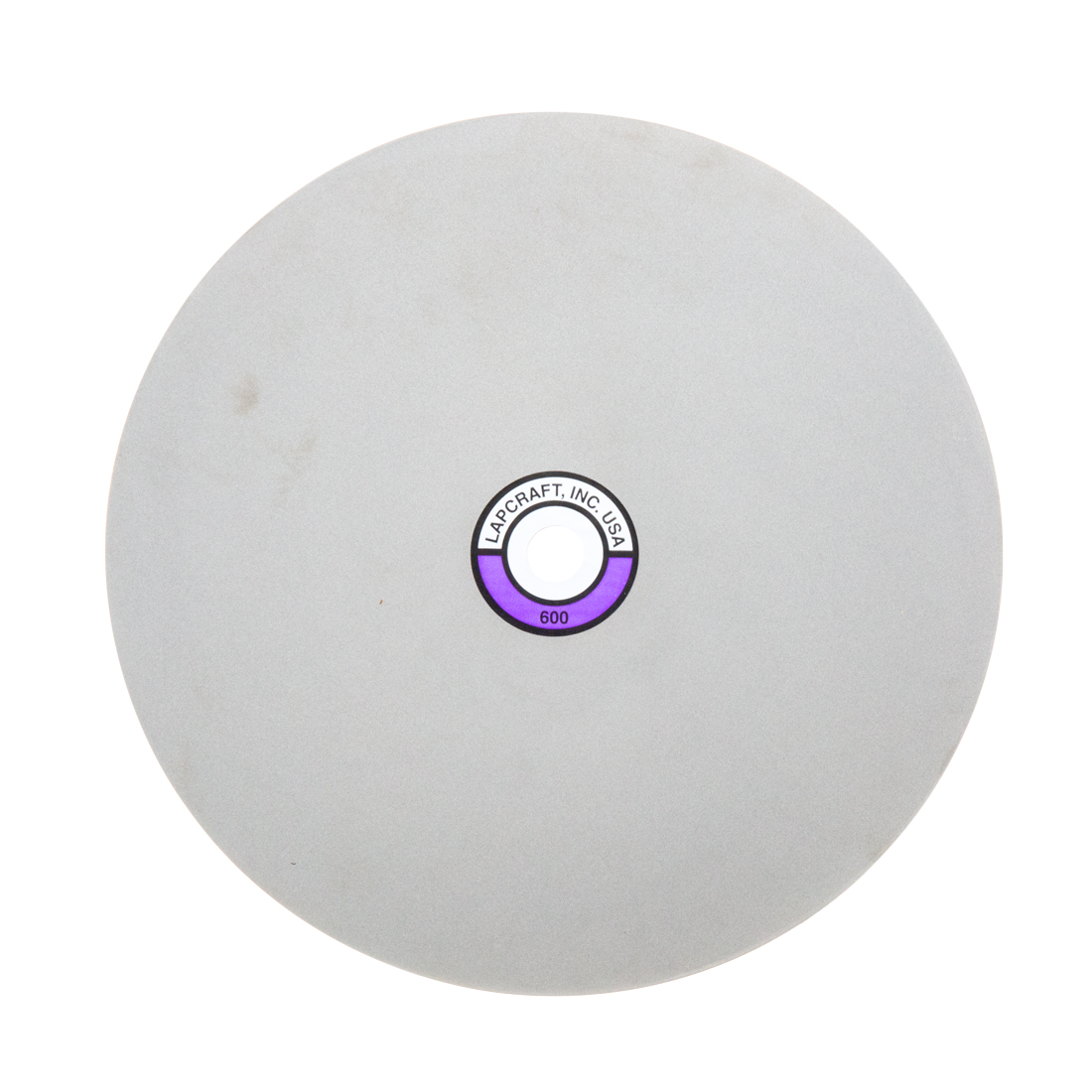 "600 Mesh 8"" Diamond Disc"