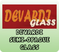 DEVARDI SEMI-OPAQUE GLASS
