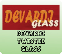 DEVARDI TWISTIE GLASS