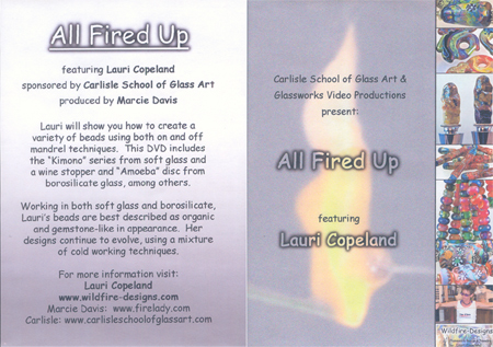 All Fired Up w/ Lauri Copeland