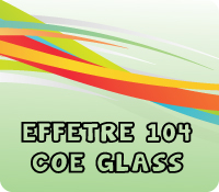 EFFETRE 104 COE GLASS COLOR MORE