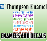 ENAMELS & DECALS