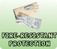 FIRE-RESISTANT PROTECTION