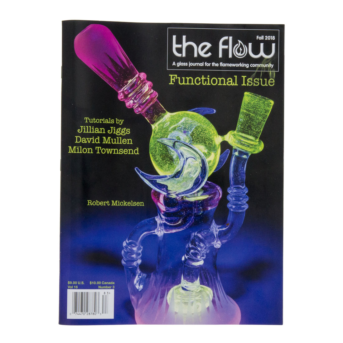 The Flow Magazine (Fall 2018)