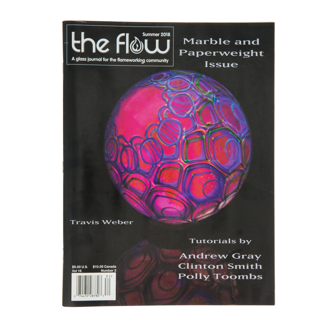 The Flow Magazine (Summer 2018)