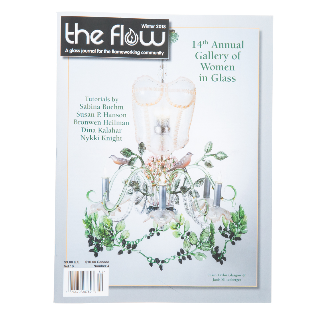 The Flow Magazine (Winter 2018)