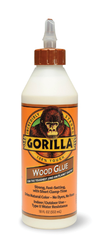 Gorilla Wood Glue - 18oz