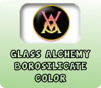 Glass Alchemy Borosilicate Color
