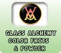 GLASS ALCHEMY COLOR FRITS&POWDER