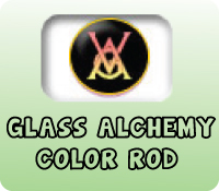 GLASS ALCHEMY COLOR ROD