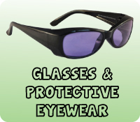 GLASSES & PROTECTIVE EYEWEAR