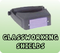 GLASSWORKING SHIELDS