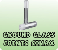 GROUND GLASS JOINTS SIMAX