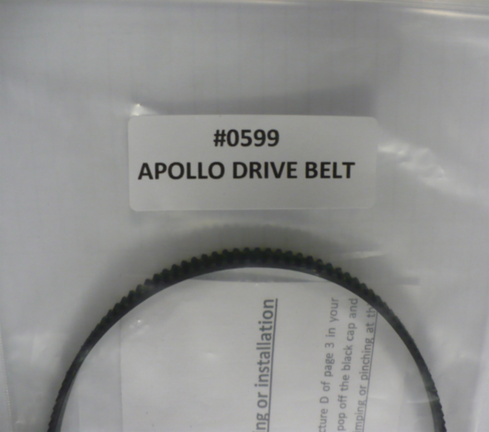 Gemini Apollo Replacement Belt