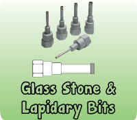 Glass Stone and Lapidary Bits