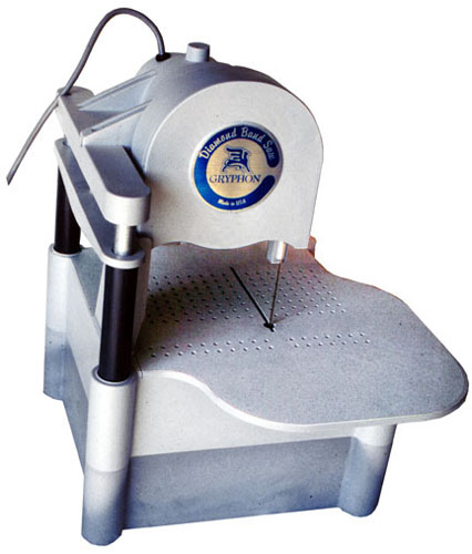 Gryphon Diamond Band Saw
