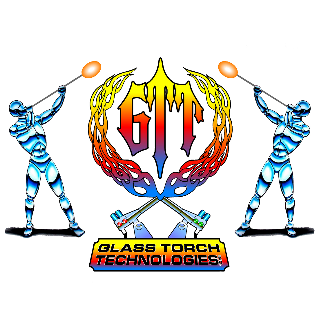 GTT Phantom 2S Bench Torch