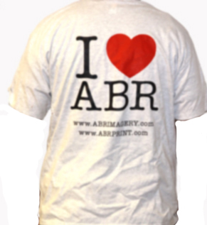 """We Love ABR"" Baby Tee (24 mo.)"