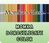 Momka Borosilicate Color